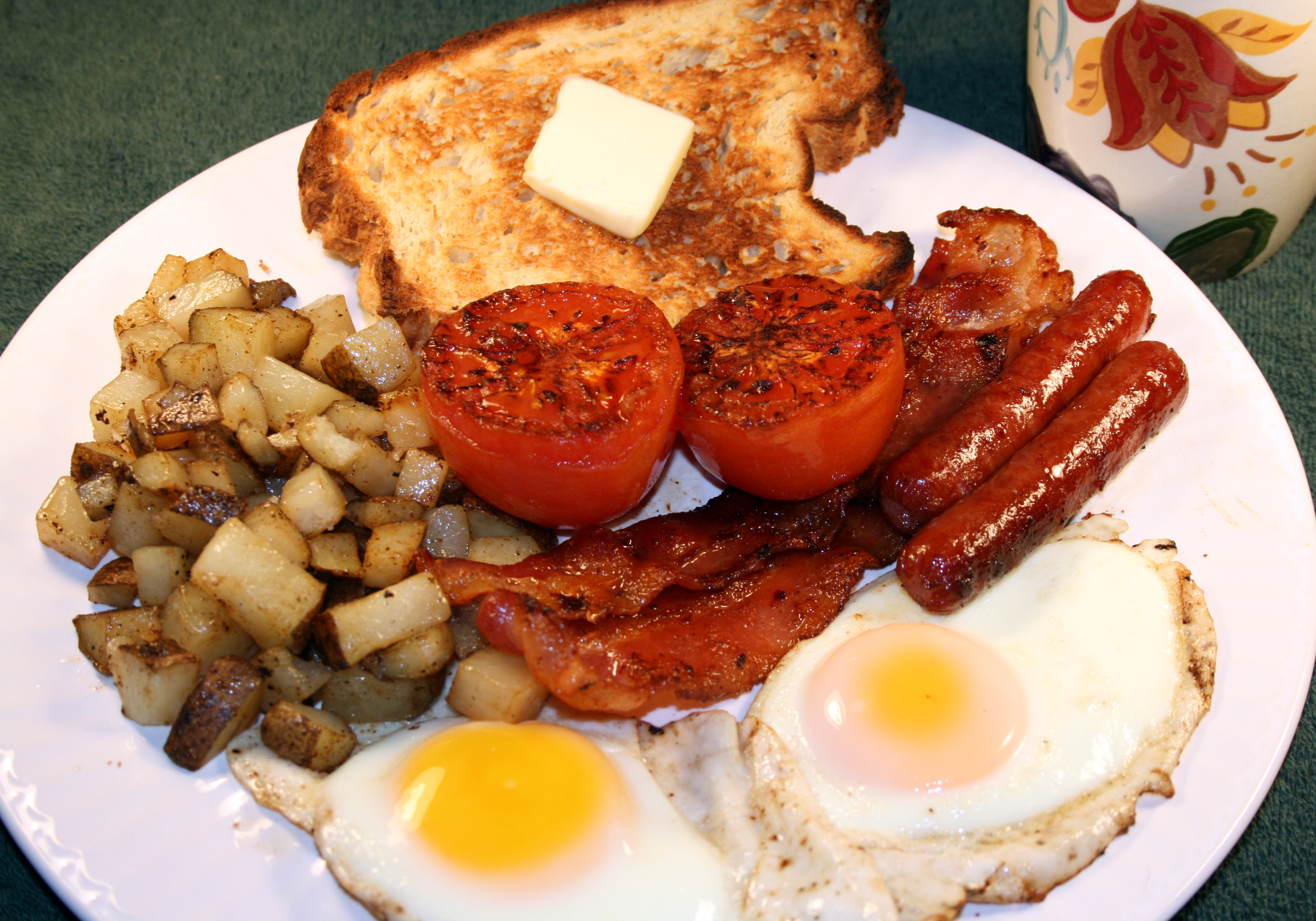 Image result for traditional irish breakfast