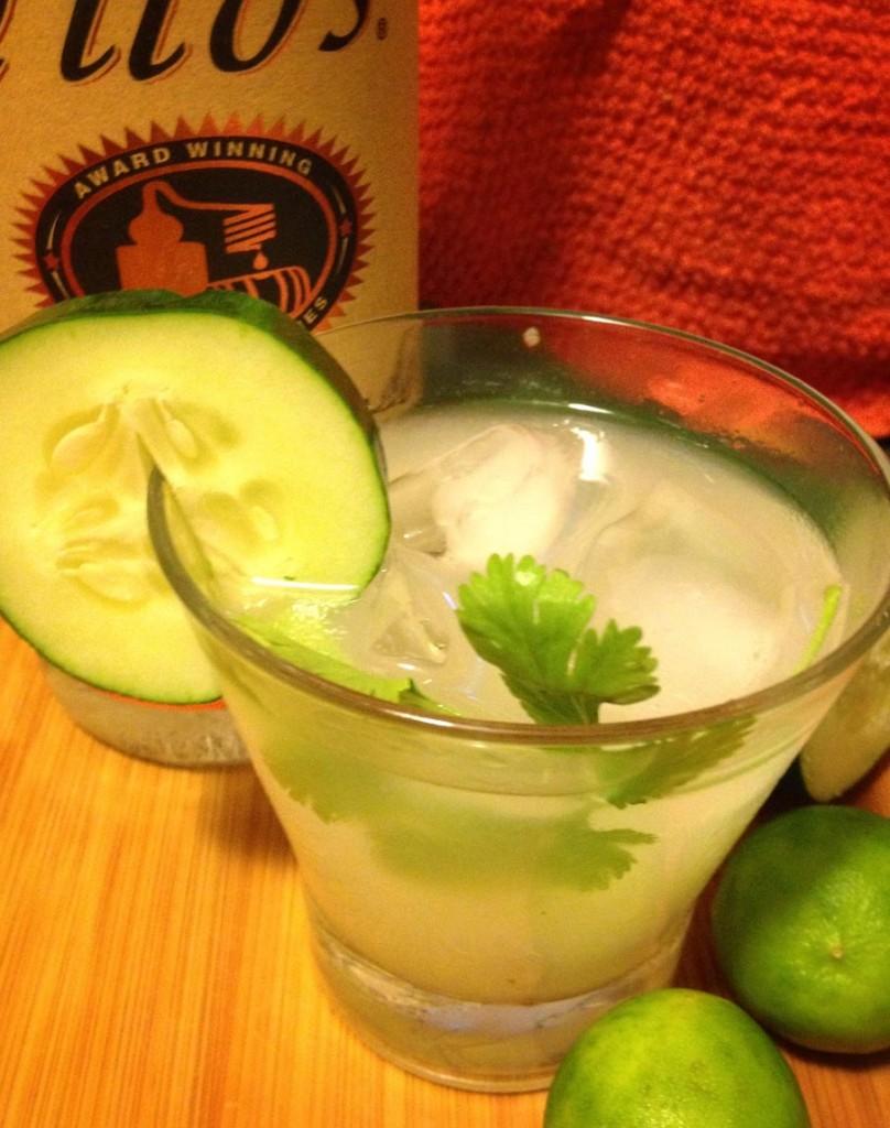 cucumber cilantro cooler