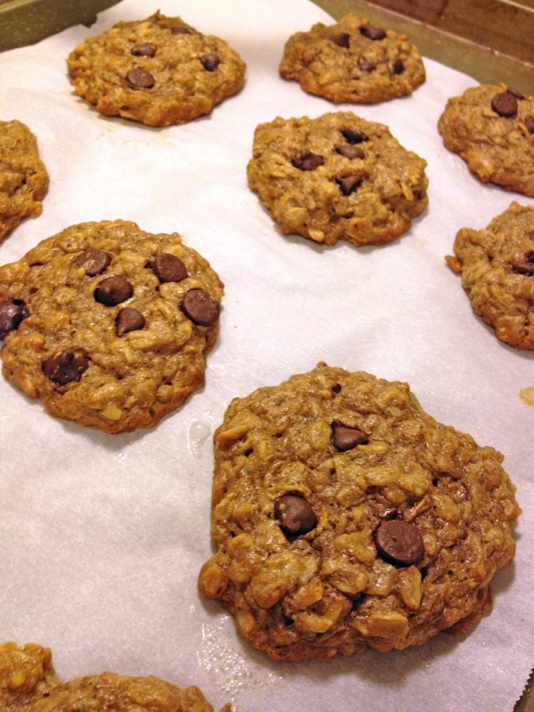 oatmeal cookies no wheat