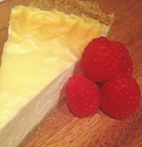 limey cheesecake
