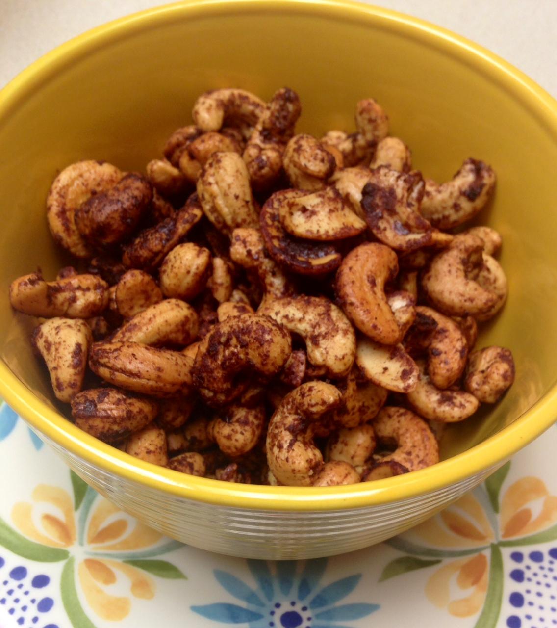 dessert cashews